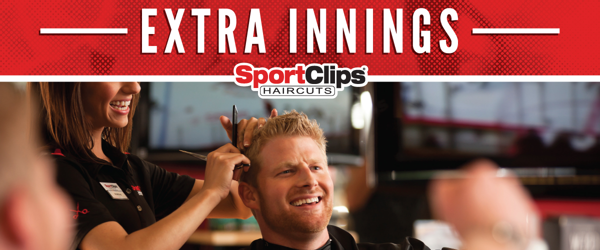 The Sport Clips Haircuts of Lakewood - Gravelly Extra Innings Offerings
