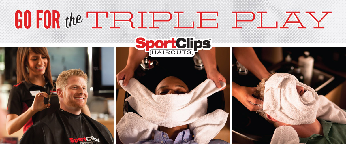 The Sport Clips Haircuts of Lakewood - Gravelly Triple Play